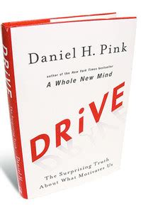 Dan pink drive book reviews